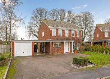 Thumbnail 4 bed detached house for sale in Dukes Close, Alton, Hampshire