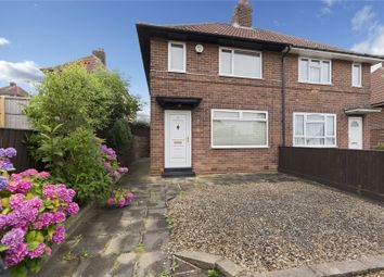Thumbnail 2 bed semi-detached house for sale in Broad Lane, Leeds, West Yorkshire