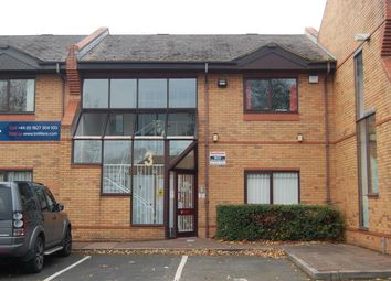 Thumbnail Office to let in 3 Pebble Close Business Village, Tamworth