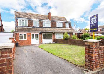 4 bed semi-detached house for sale in Pepper Hill, Northfleet, Kent DA11