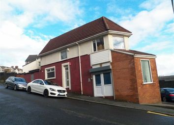 Thumbnail 3 bed end terrace house for sale in Bay Street, Port Tennant, Swansea