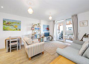 Telegraph Avenue, Greenwich SE10. 1 bed flat for sale