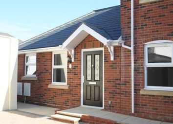 Thumbnail 1 bed semi-detached bungalow to rent in 6-8 Mill Hill Road, Cowes, Isle Of Wight