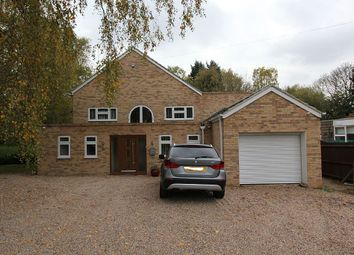Thumbnail 5 bed detached house for sale in Southmeads Close, Oadby, Leicestershire