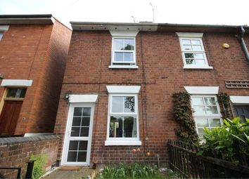 Thumbnail 2 bed end terrace house for sale in Waterworks Road, Worcester