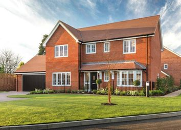 "Thumbnail 4 bed detached house for sale in ""The Osmore - Showhome Sales & Leaseback"" at Weston Road, Aston Clinton, Aylesbury"