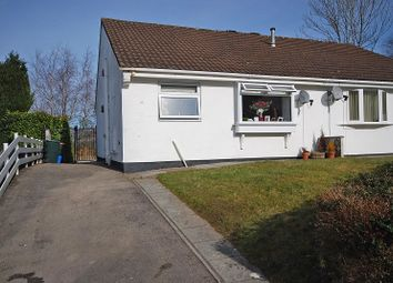 Thumbnail 2 bed bungalow to rent in Parkwood Drive, Bassaleg, Newport