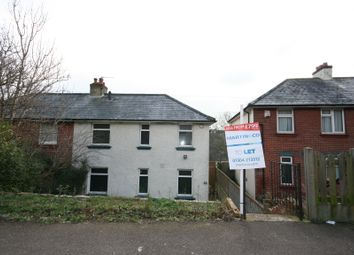 Thumbnail 3 bed semi-detached house for sale in St. Radigunds Road, Dover