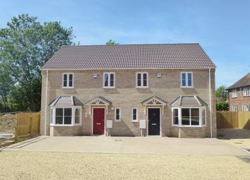 Thumbnail 3 bed semi-detached house for sale in Kirkgate Street, Wisbech