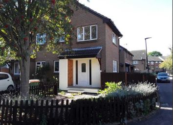 Thumbnail 1 bed end terrace house to rent in York Close, London