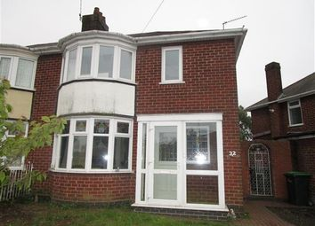 Thumbnail 2 bed property to rent in Beechwood Road, West Bromwich