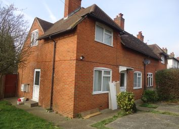 Thumbnail 3 bed semi-detached house to rent in The Crescent, New Malden