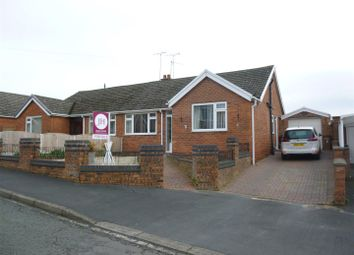 Thumbnail 3 bed semi-detached bungalow for sale in Westbury Drive, Buckley