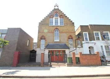 Thumbnail 1 bed flat to rent in Eburne Road, London