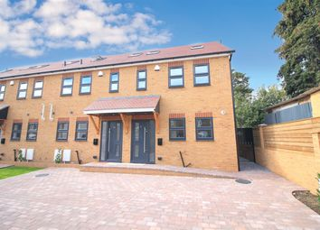 Thumbnail 4 bed terraced house to rent in Charles Street, Hillingdon, Uxbridge