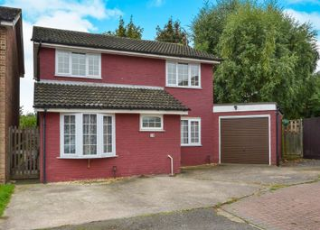 Thumbnail 4 bed detached house for sale in Galloway Close, Bletchley, Milton Keynes