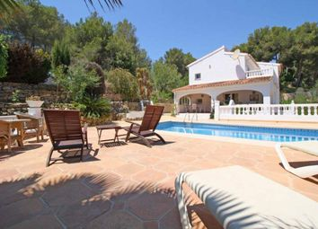 Thumbnail 4 bed chalet for sale in 03720 Benissa, Alicante, Spain