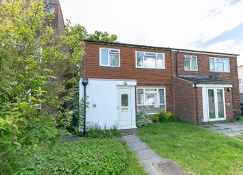 Thumbnail 3 bed semi-detached house for sale in Rona Close, Broadfield, Crawley, West Sussex