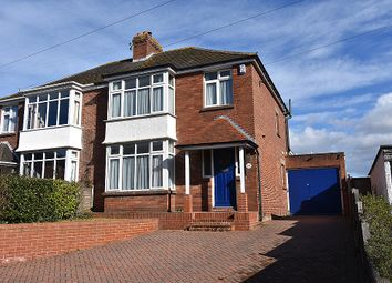 Thumbnail 3 bed semi-detached house for sale in Summer Lane, Exeter