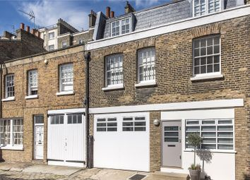 Thumbnail 4 bedroom mews house for sale in Eccleston Square Mews, London