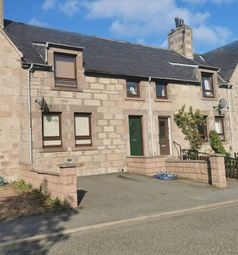 Thumbnail 3 bedroom terraced house for sale in Richmond Gardens, Rhynie, Huntly