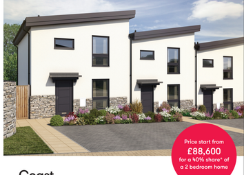 Thumbnail 3 bed terraced house for sale in Chapel Rock Close, Perranporth