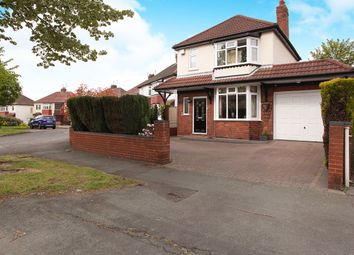Thumbnail 3 bed detached house for sale in Broad Lane South, Wolverhampton