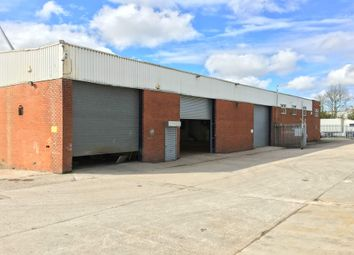 Thumbnail Industrial to let in Rear Unit & Yard, 6 Pikelaw Place, West Pimbo