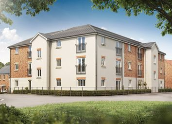 "Thumbnail 2 bedroom flat for sale in ""The Corby - 2 Bed Apartments"" at Willstock Way, Bridgwater"
