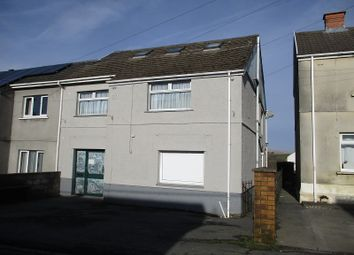 Thumbnail 4 bed maisonette to rent in Heol Eglwys, Coelbren, Neath