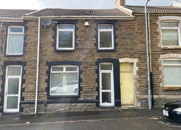 Thumbnail 3 bed terraced house for sale in Morgans Road, Neath, Neath Port Talbot.