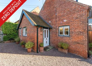Thumbnail 2 bed semi-detached house to rent in Church House, Shelsley Beauchamp, Worcester, Worcestershire