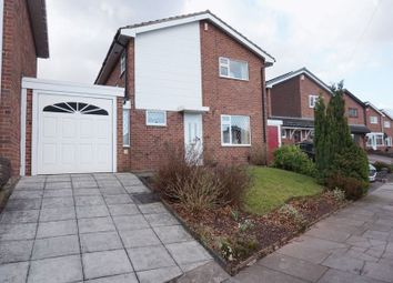 Thumbnail 3 bed detached house for sale in Deansberry Close, Trentham, Stoke-On-Trent, Staffordshire
