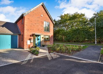 Thumbnail 3 bed link-detached house for sale in Meadowsweet Road, Swaffham