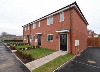 Thumbnail 2 bedroom property for sale in Fourth Avenue, Edwinstowe, Mansfield