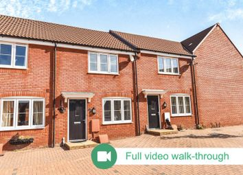 Thumbnail 2 bed terraced house for sale in Raleigh Road, Yeovil
