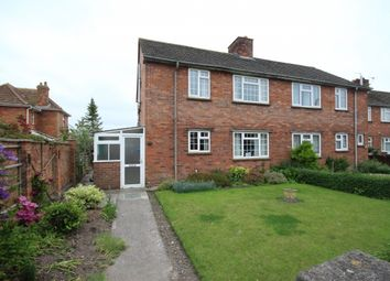 Thumbnail 3 bed semi-detached house for sale in Brookside Road, Combwich, Bridgwater