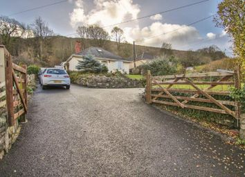 Thumbnail 3 bed detached bungalow for sale in Blaenavon Road, Govilon, Abergavenny
