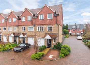 Thumbnail 4 bed terraced house for sale in Scholars Place, Walton-On-Thames