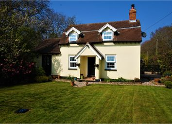 Thumbnail 2 bed detached house for sale in Chapel Lane, Colchester