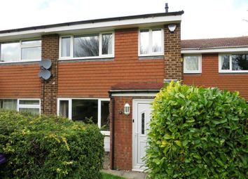 Thumbnail 3 bed terraced house for sale in Shelley Close, Royston