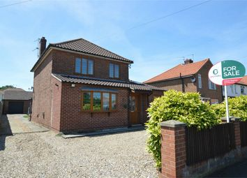 Thumbnail 3 bed detached house for sale in Cromwell Road, Sprowston, Norwich, Norfolk