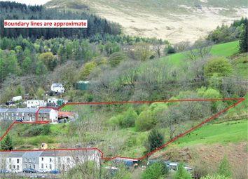 Thumbnail Land for sale in Garon Terrace, Nantymoel, Bridgend, Mid Glamorgan