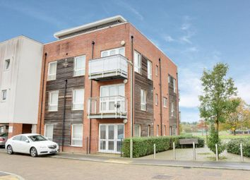Thumbnail 2 bed flat for sale in Bourdillon Gardens, Basingstoke