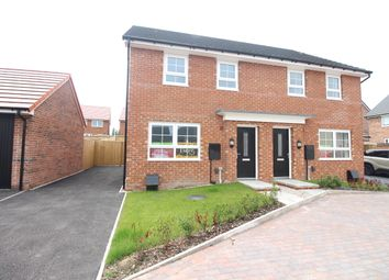 3 bed semi-detached house for sale in Wood Close (Plot 185), The Spinnings, Kirkham, Preston PR4
