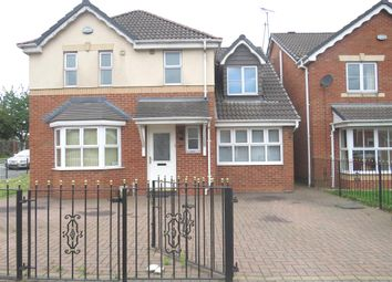 Thumbnail 4 bedroom detached house for sale in Manson Drive, Cradley Heath