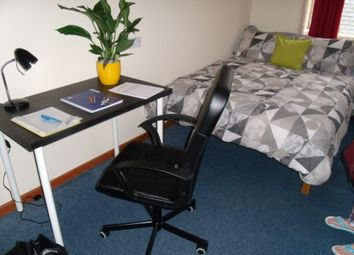 Thumbnail 5 bed flat to rent in Russell Street, Nottingham