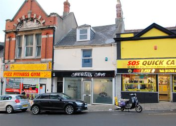 Thumbnail Studio to rent in Albert Road, Stoke, Plymouth