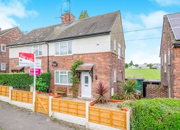 Thumbnail 2 bed semi-detached house for sale in Park Lodge Lane, Eastmoor, Wakefield