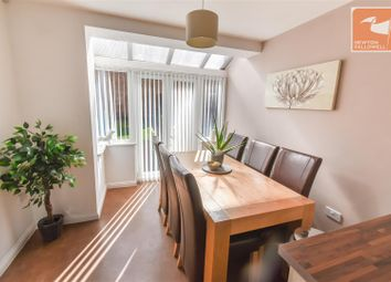 Thumbnail 4 bedroom semi-detached house for sale in Woodward Drive, Gunthorpe, Peterborough